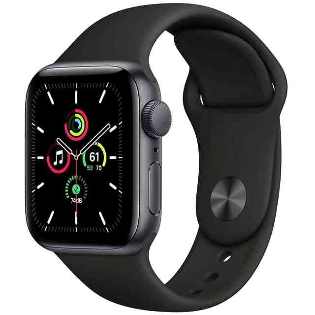 Умные часы Apple Watch SE GPS Aluminum Case with Sport Band