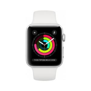Часы Apple Watch Series 3 - 38mm, белый