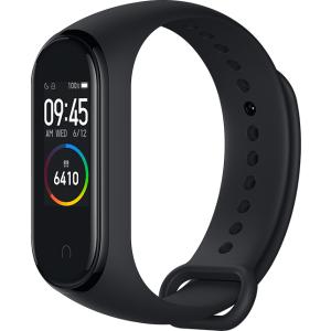 Умный браслет Xiaomi Mi Smart Band 4 NFC RU, черный