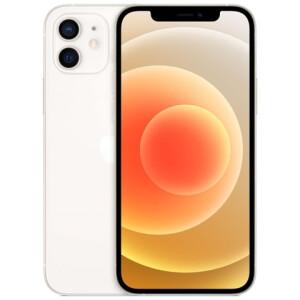Apple iPhone 12 - белый, 64GB