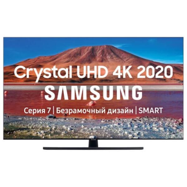 Ultra HD (4K) LED телевизор 65″ Samsung UE65TU7570U (2020)