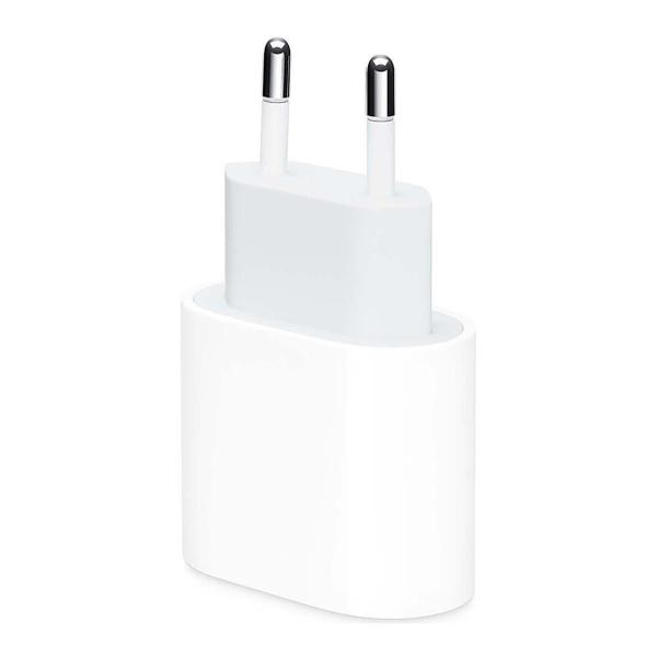 Сетевое зарядное устройство Apple 20W USB-C Power Adapter MHJE3ZM/A
