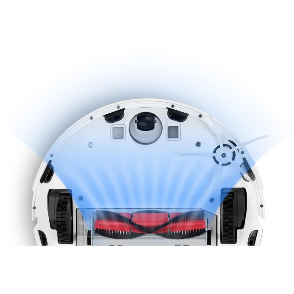 Робот-пылесос Roborock S6 Pure, Белый  (RU)