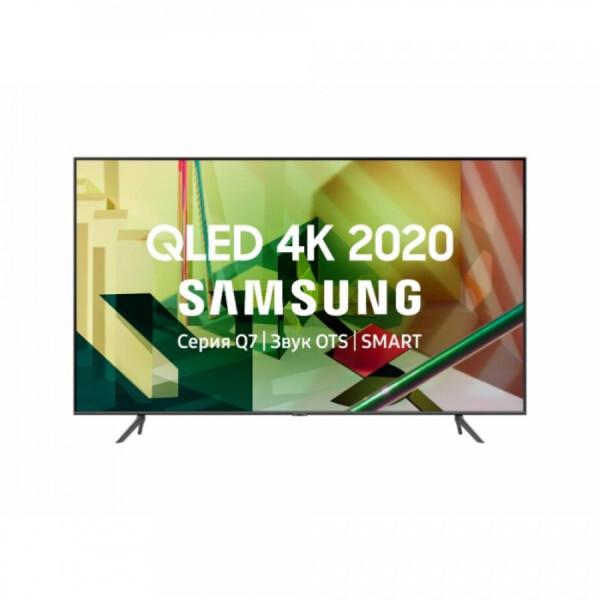 """Телевизор QLED Samsung QE65Q77TAU 65"""" (2020)"""