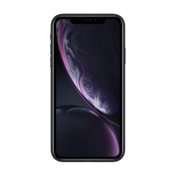 Смартфон Apple iPhone Xr 64GB, черный, Slimbox, (MH6M3RU/A)