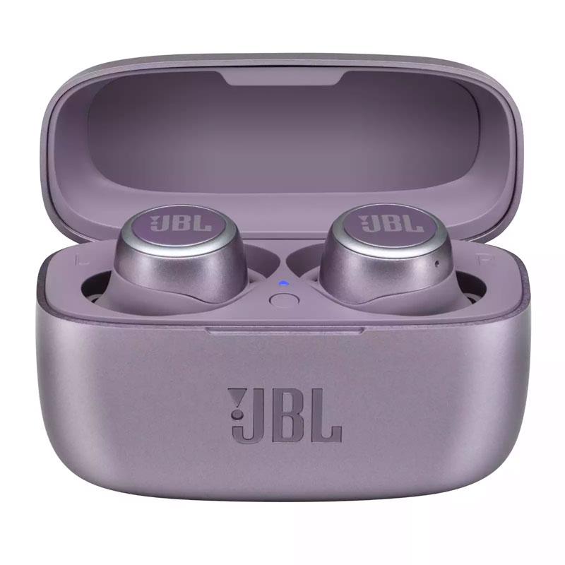 Беспроводные наушники JBL Live 300 TWS, purple