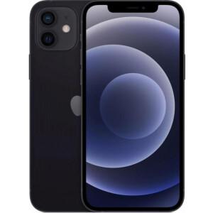 Смартфон Apple iPhone 12 64GB, черный, (MGJ53RU/A)