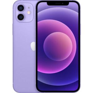 Смартфон Apple iPhone 12 64GB, фиолетовый, (MJNM3RU/A)