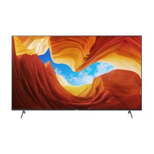 """Телевизор Sony KD-55XH9077 54.6"""" (2020), серебристый"""