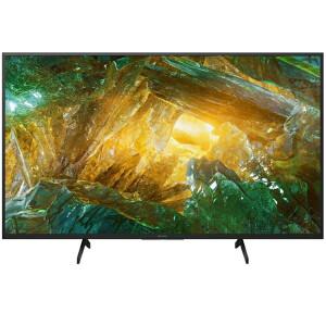 """Телевизор Sony KD-55XH8096 54.6"""" (2020), черный"""