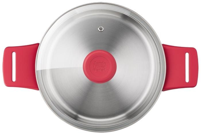 Набор посуды Tefal Jamie Oliver H802S674 6 пр.