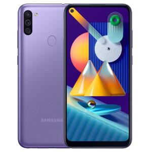 Смартфон Samsung Galaxy M11 3/32 , фиолетовый