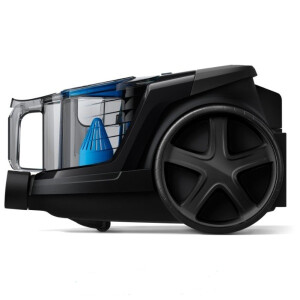 Пылесос Philips FC9350 PowerPro Compact, синий