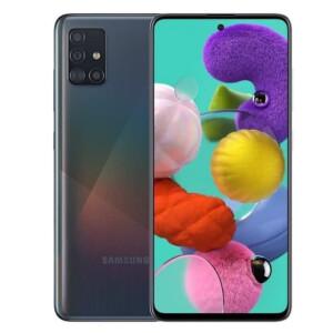 Смартфон Samsung Galaxy A51 64GB, черный