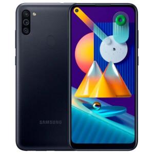 Смартфон Samsung Galaxy M11 3/32 , черный
