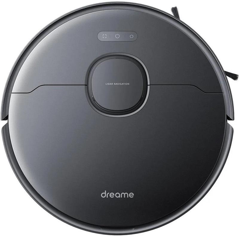 Робот-пылесос Xiaomi Dreame Bot L10 Pro Robot Vacuum (EU, черный) (RLS5L)