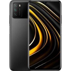 Смартфон Xiaomi POCO M3 4/128GB RU, черный