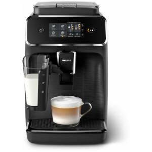 Кофемашина Philips EP2030 Series 2200 LatteGo, матовый черный